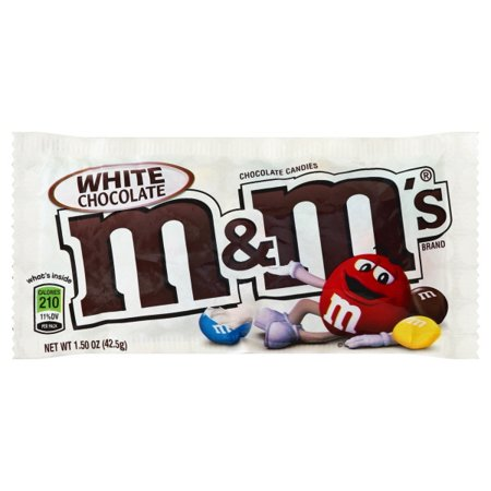 Mars North America M & M  Chocolate Candies, 1.5 oz