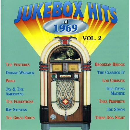 Jukebox Hits of 1969 Vol. 2 (Twisted Jukebox)