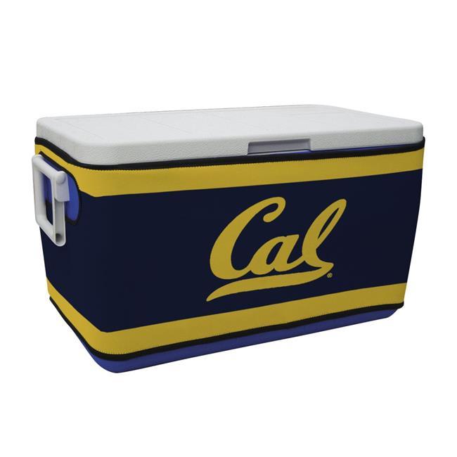Victory Corps 810013CALB-001 48 qt California Bears NCAA Rappz Cooler Cover - No.001