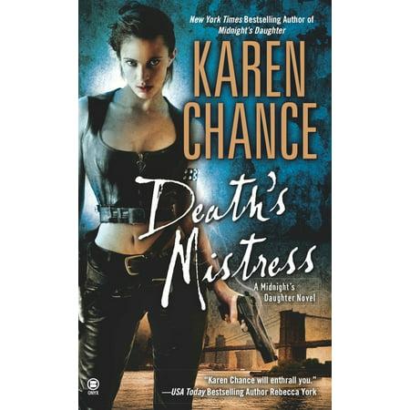 Death's Mistress : A Midnight's Daughter Novel