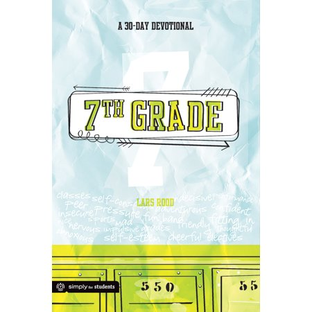 Halloween Story 7th Grade (7th Grade: A 30-Day Devotional : Growing Your)