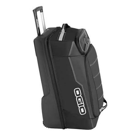 Ogio Adrenaline Vert Rolling Luggage Motorsports Wheeled Travel Track Gear Bag