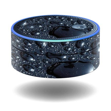 MightySkins Protective Vinyl Skin Decal for Amazon Echo Dot (1st Generation) wrap cover sticker skins Wet - 1st Generation Skin