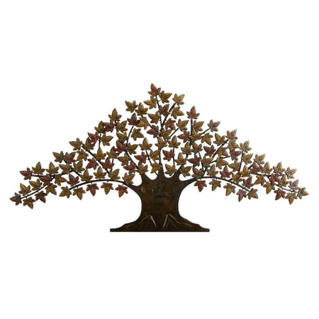 Metal tree wall decor low price decor Low cost wall decor