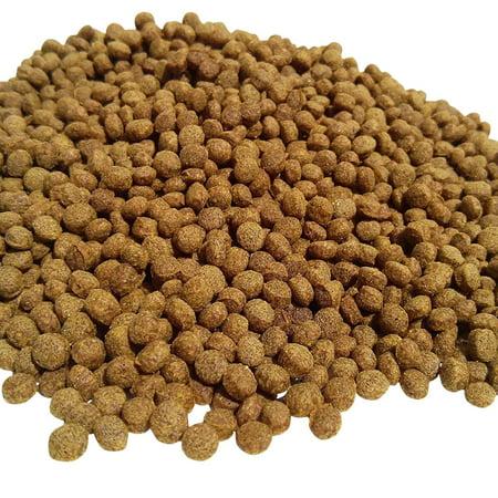 Wheat Germ Floating Koi - Aquatic Foods Wheat Germ Koi & Pond Fish 1/4