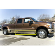 Owens Products 3187-01 OWE3187-01 11-C FORD SUPER DUTY HD STD CAB FIBERGLASS RUNNING BOARDS (REQUIRES SEPARATE MOUNT KIT PURCHASE)