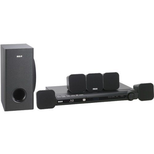 RCA RTB1016W Wi-Fi Blu-ray Home Theater System by RCA