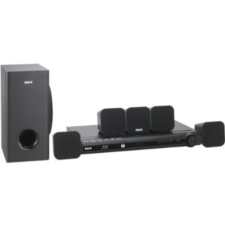 RCA RTB1016W Wi-Fi Blu-ray Home Theater System (Blu Ray Theater System With Wifi)