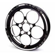 "Weld Racing Magnum Wheel 2.0 1-Piece 15x3.5"" 5x4.50"" BC P/N 86B-15204"