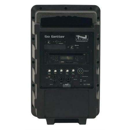 Anchor Audio Go Getter Basic Package  Gg Bp
