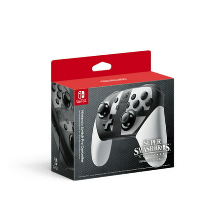 Nintendo 64 Rf Switch (Nintendo Switch Pro Controller Super Smash Bros. Ultimate Edition,)