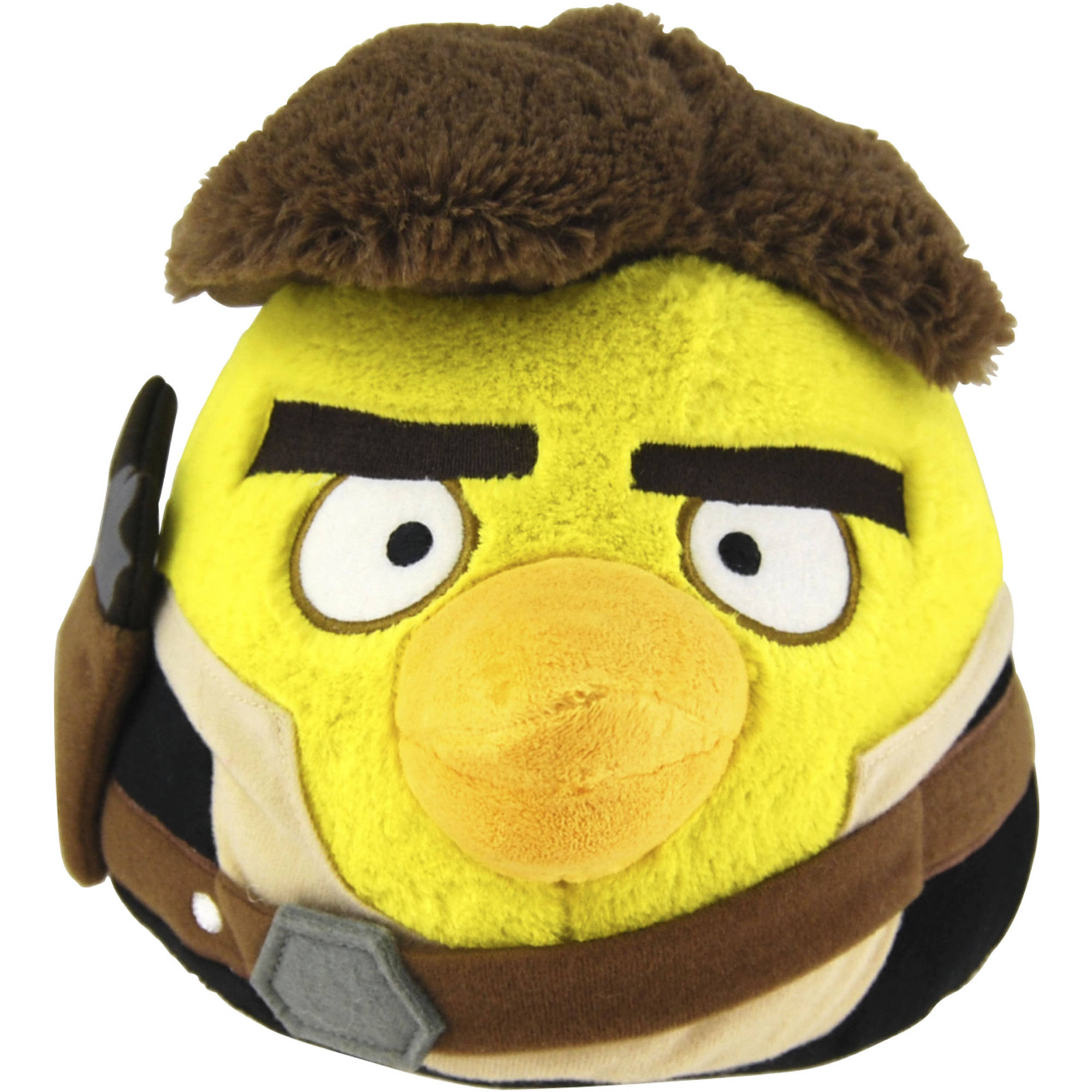 Angry Birds Star Wars Plush Han Solo, 16""