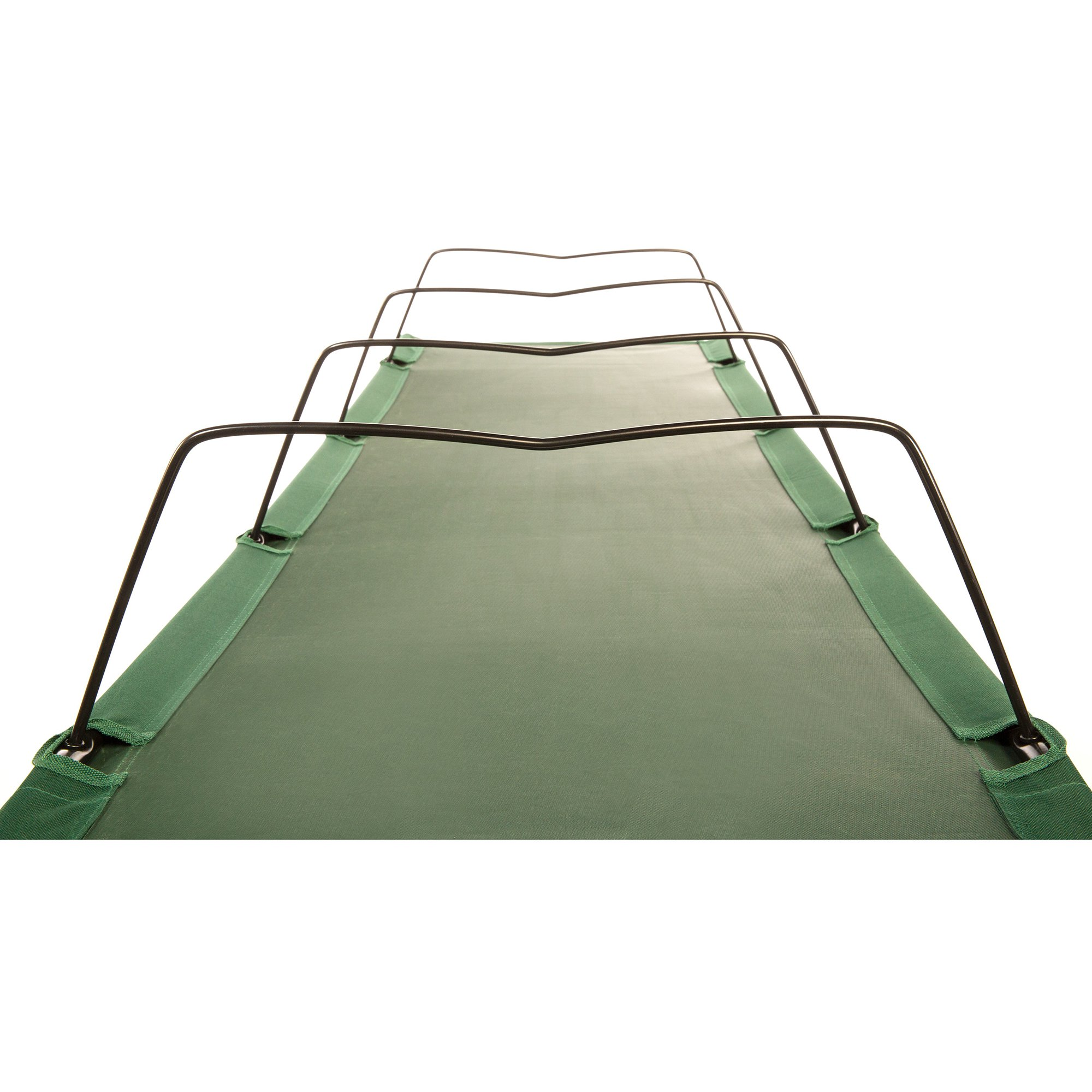 Kamp Rite Indoor or Outdoor Compact Light Collapsible Tent Camping Economy Cot - image 1 of 5