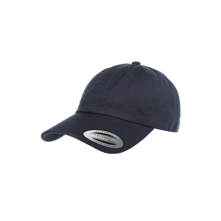 b50951e358d Yupoong Adult Low-Profile Cotton Twill Dad Cap