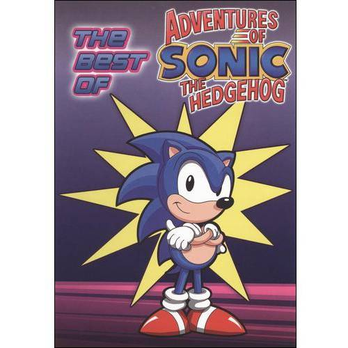 The Best Of Adventure Of Sonic The Hedgehog