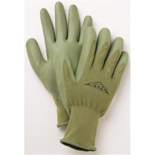 Magid Glove & Safety Mfg ROC50TM MED GRN Nitr Coat Glove