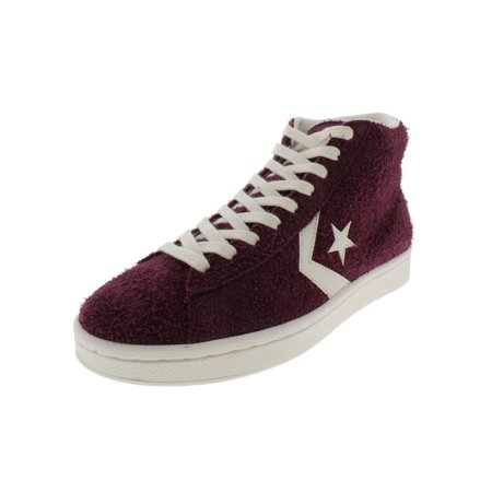 Converse Mens Suede High Top Skate - Converse Rubber
