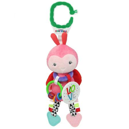 96806 World of Eric Carle, Developmental Lady Bug Baby