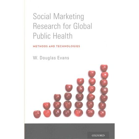 Social Marketing Research for Global Public Health: Methods and Technologies
