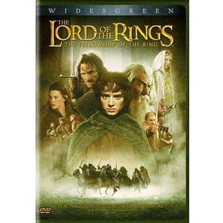 The Lord Of The Rings: The Fellowship Of The Ring (DVD + Movie Cash)