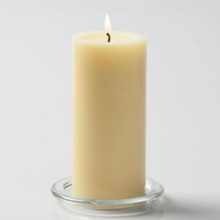 6 1/2' Yellow Candle (Richland Pillar Candle 3