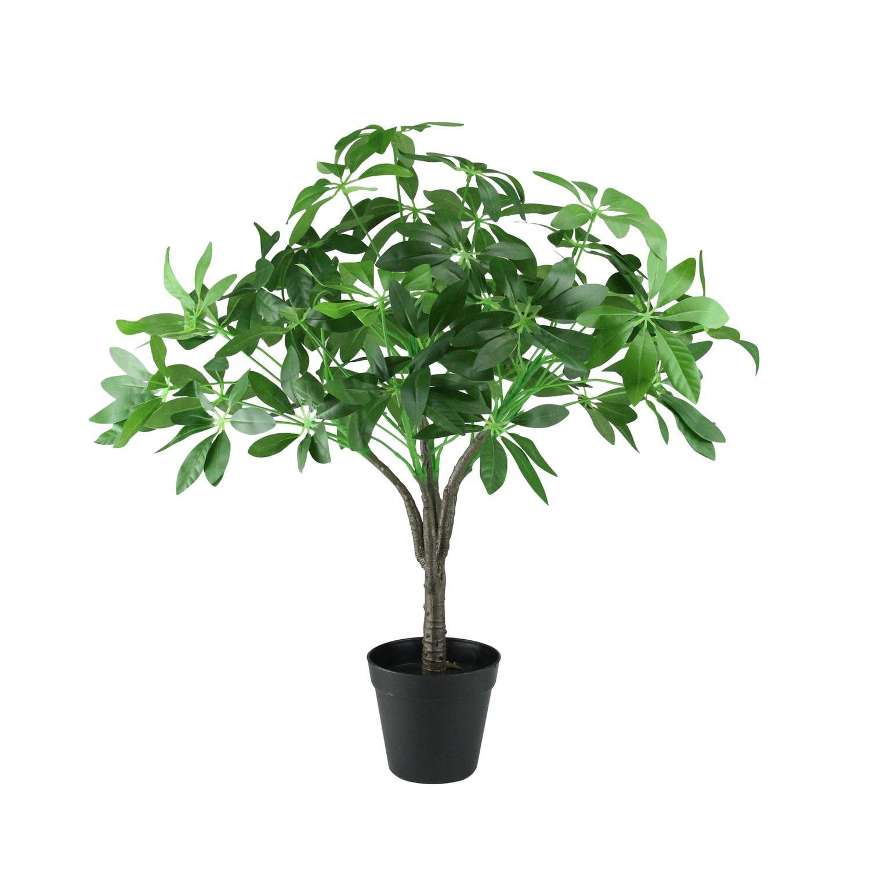 23 artificial schefflera arboricola potted umbrella tree