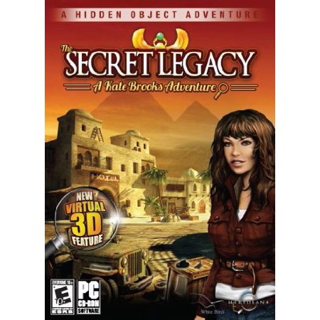 Kate Brooks The Secret Legacy Windows Windows 7 (Driver Canoscan Lide 100 Windows 7 64 Bit)