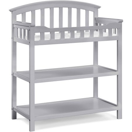 Graco Changing Table Pebble Gray