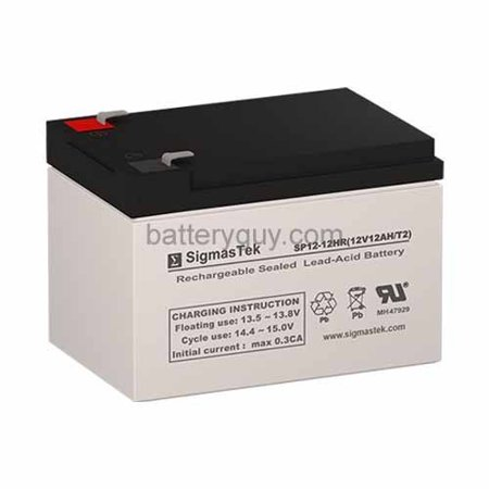 APC Replacement BK650MC Battery By, GENUINE SigmasTek Battery - The Best Choice for High Quality Replacement Sealed Lead Acid Battery By