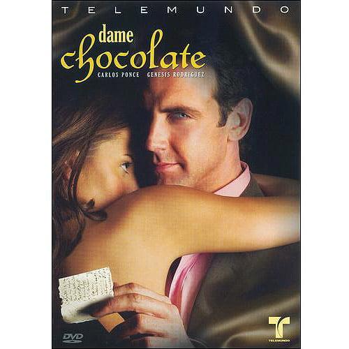 Dame Chocolate (Spanish) (Full Frame)