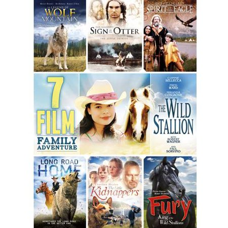 7-Film Family Adventure Collection