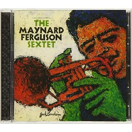 Maynard Ferguson Sextet (CD) (Remaster) ()