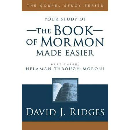 Book of Mormon Made Easier, Part 3 (Best Mormon Christian Debate)