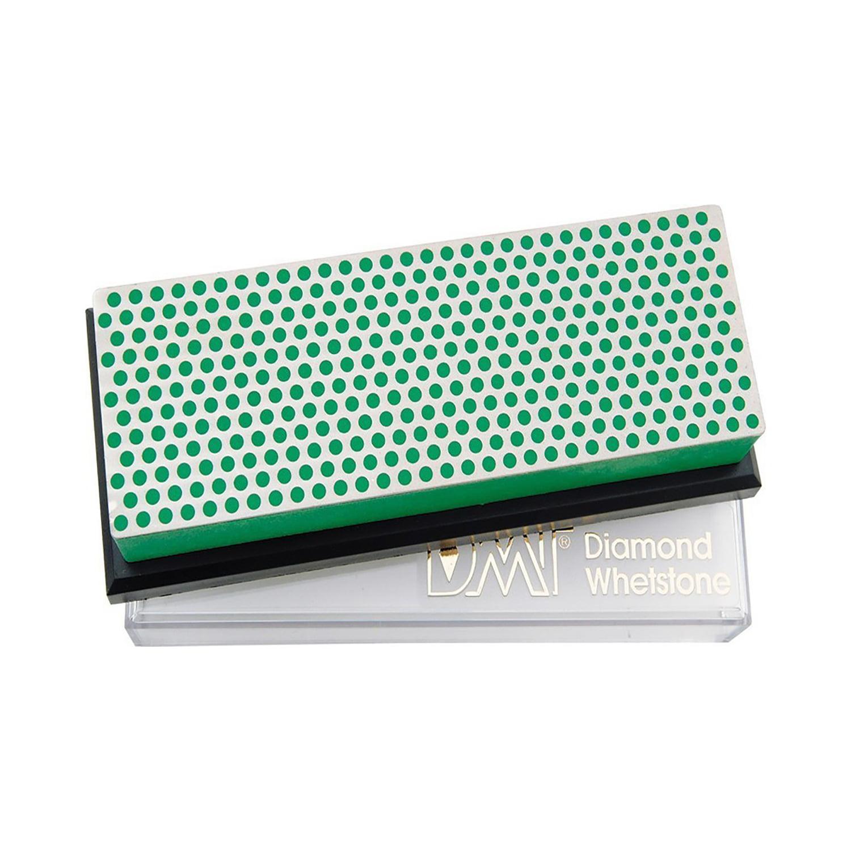 DMT 6 In. Diamond WhetStone Ex-Fine W6EP W/ Plastic Box