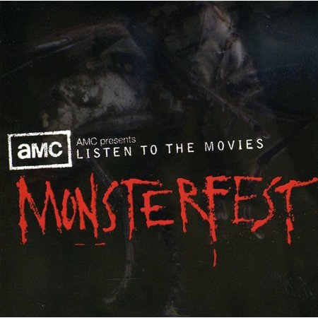 Full title: AMC presents Halloween Hits: Music For A Monster Fest. (Tips Halloween Fest)