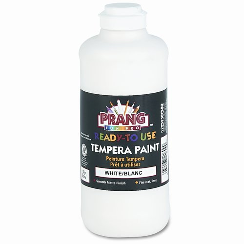 Dixon Prang Ready-To-Use Tempera Paint, 16 Oz (Set of 2)