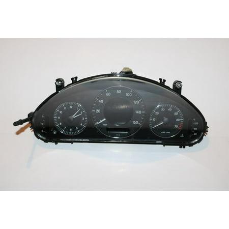 Mercedes Instrument (06-06 Mercedes E Class E350 Instrument Cluster Speedometer Gauge 129,813 #44884 )