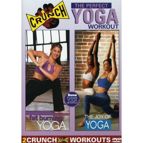 Crunch: Total Yoga (Full Frame)