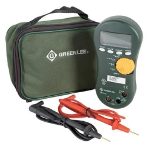 GREENLEE DM-310 1000V Auto Ranging Multimeter
