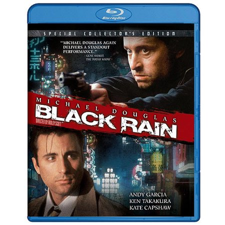 Black Rain (Blu-ray) (Widescreen)