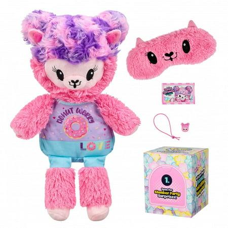 Expensive Stuffed Animals (Pikmi Pops Giant Pajama Llama - Poppy Sprinkles - Scented Stuffed Animal Plush Toy in Popcorn)