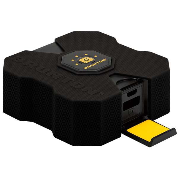 Brunton Revolt XL 9000 mAh, 6x Charge - Black