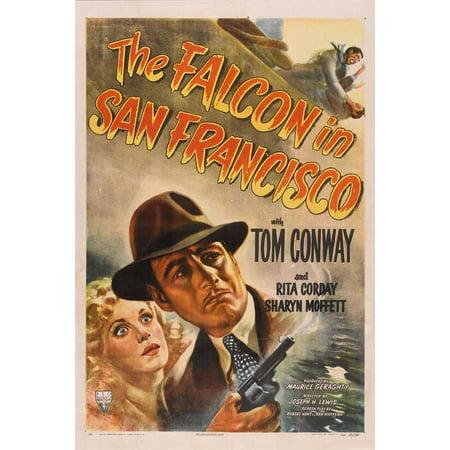 The Falcon in San Francisco POSTER Movie (27x40)