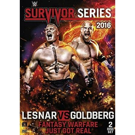 WWE: Survivor Series 2016 (DVD)
