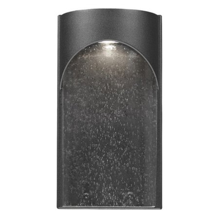 Artcraft Westbrook AC9035BK Wall Sconce Bring chic ambiance to your space with the Artcraft Westbrook AC9035BK Wall Sconce minimalist cast-aluminum design. The black finish is simple and timeless, and provides a sleek frame for the single 10-watt LED bulb. Artcraft Since 1955, Artcraft Lighting has operated on the belief that beautiful lighting should be as much about the experience as the light fixtures themselves. And to create that meaningful experience, Artcraft Lighting strives to provide lighting products that are designed to meet your decor, lifestyle, and budget needs - all while ensuring top quality and impeccable customer service. With Artcraft Lighting products, you can reap the benefits of more than 60 years of lighting experience.