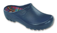 Jolly Fashion Clog Navy Metric 35 - US Size 5