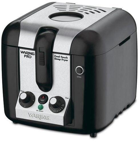 Conair Waring Pro Deep Fryer 3QT -BLACK