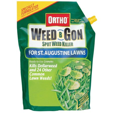Ortho Weed B Gon Spot For St Augustine Lawns Granules