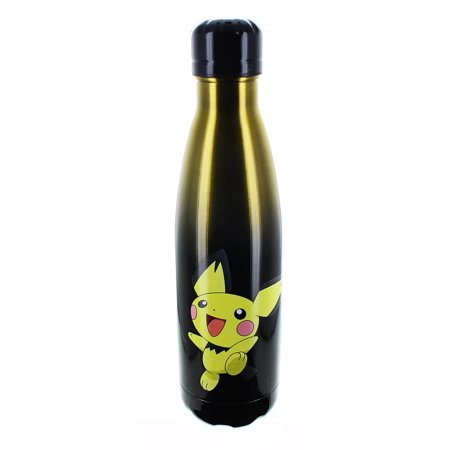 Pokemon Pichu 17oz Steel Water Bottle](Pokemon Water Bottle)