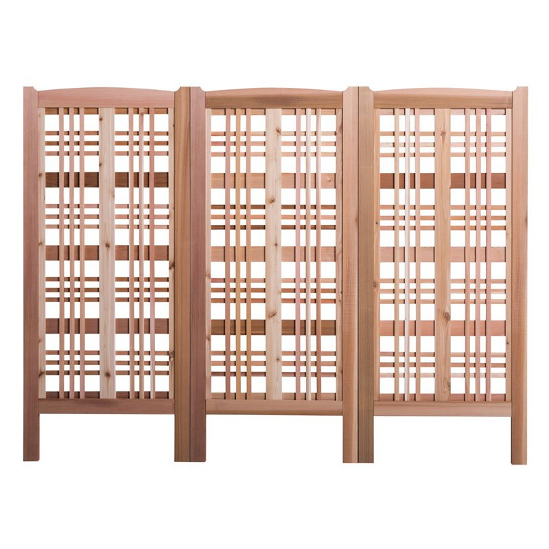 Arboria Claremont Cedar Landscape Screen-Three Pack